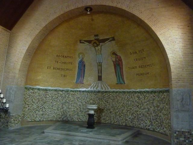 Lambert Lourijsen Zandvoort | Calvariegroep in de Agathakerk van Pierre J.J.M. Cuypers uit 1928. Foto bvhh.nu 2014.