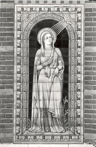 De personificatie van Bezieling te Roermond