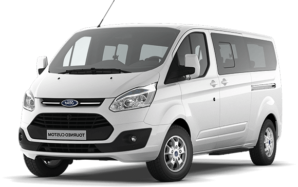 Ford Tourneo 9 Seater Minivan