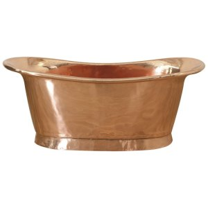 Copper Bathtub Shiny Copper