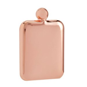 Copper Bar Flask