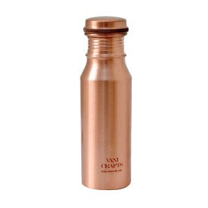 Copper Bottle Plain 04