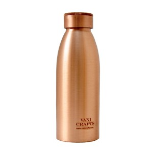 Copper Bottle Plain 05