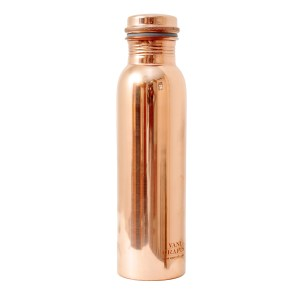 Copper Bottle Plain 12