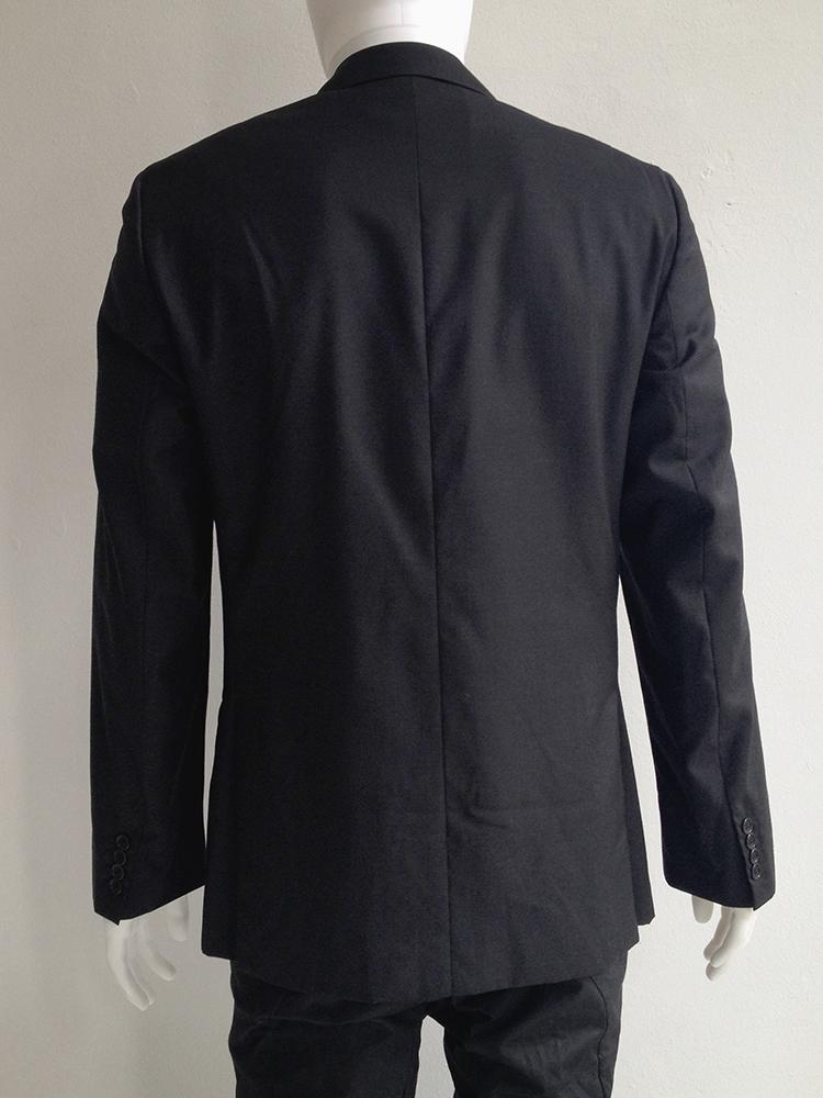 vintage Helmut Lang black mens blazer