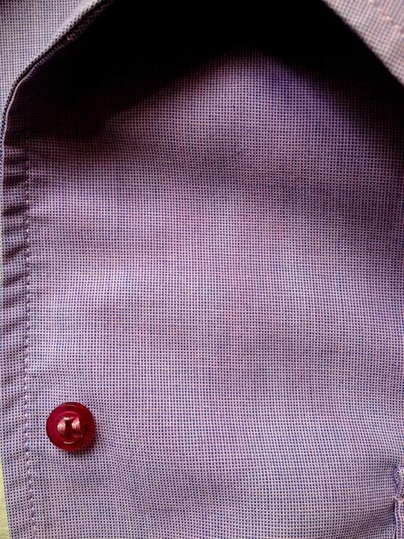 Maison Martin Margiela artisanal military shirt – fall 1995 -2124IMG_4055