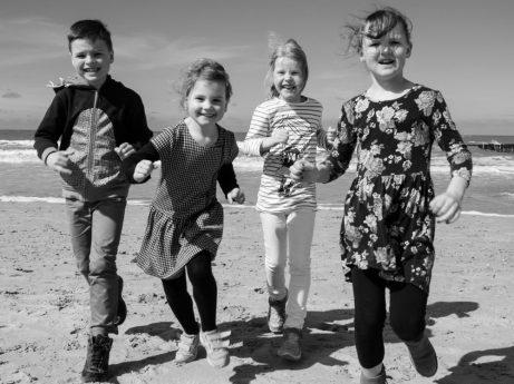 Fotoshoot familie