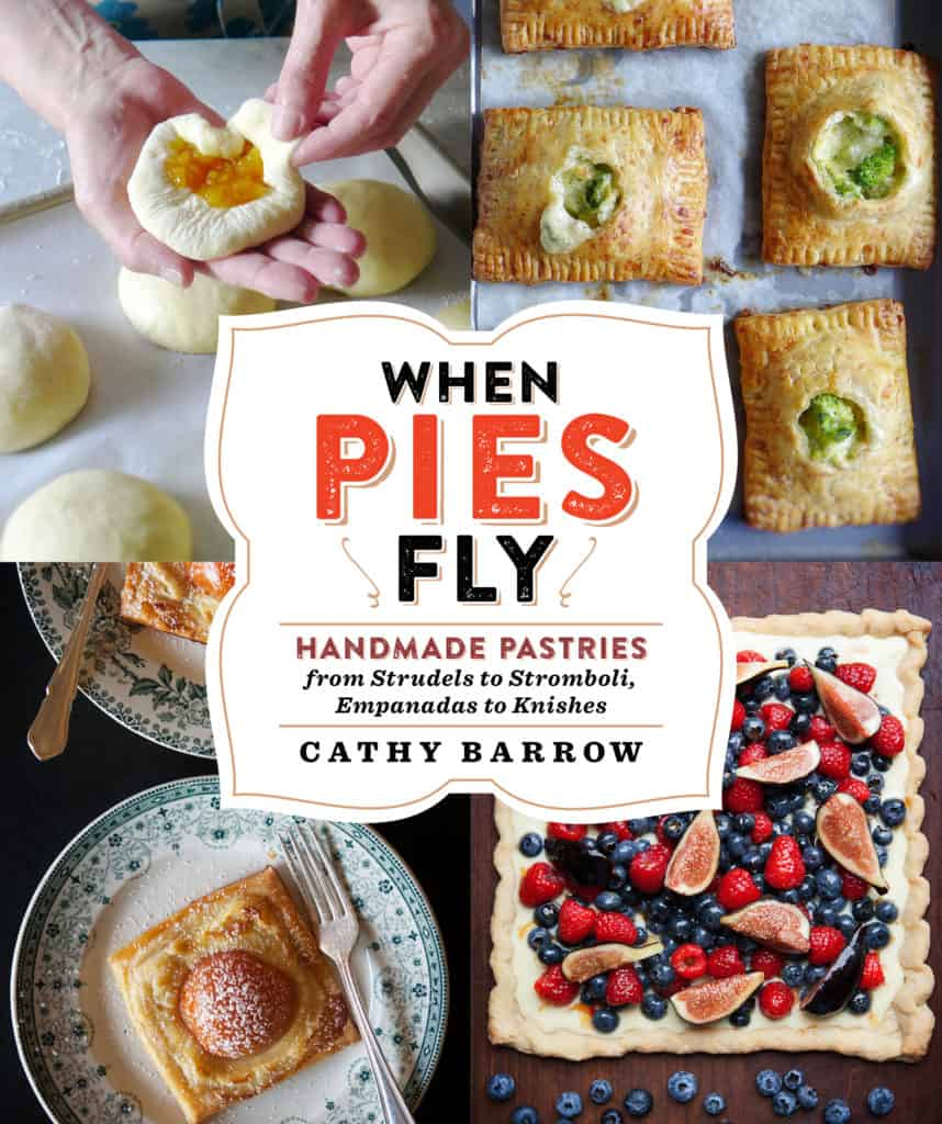 cover of When Pies Fly cookbook by Cathy Barrow