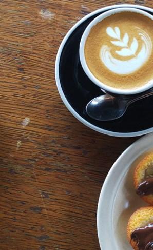 Chye Seng Huat Hardware coffee and friand