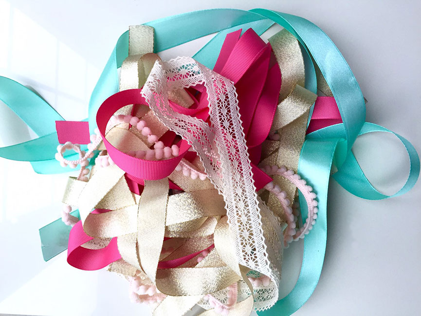 ribbongarland-ribbons
