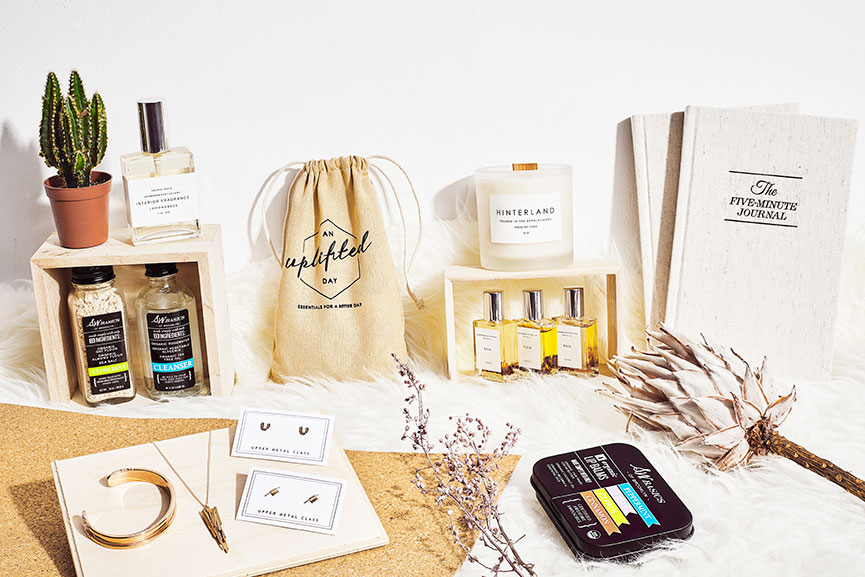 An Uplifted Day Products