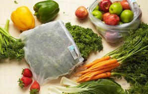 Reduce Plastics with These Awesome Reusable Produce Bags
