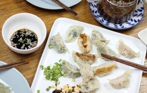 Delicious Handmade Taiwanese Dumplings