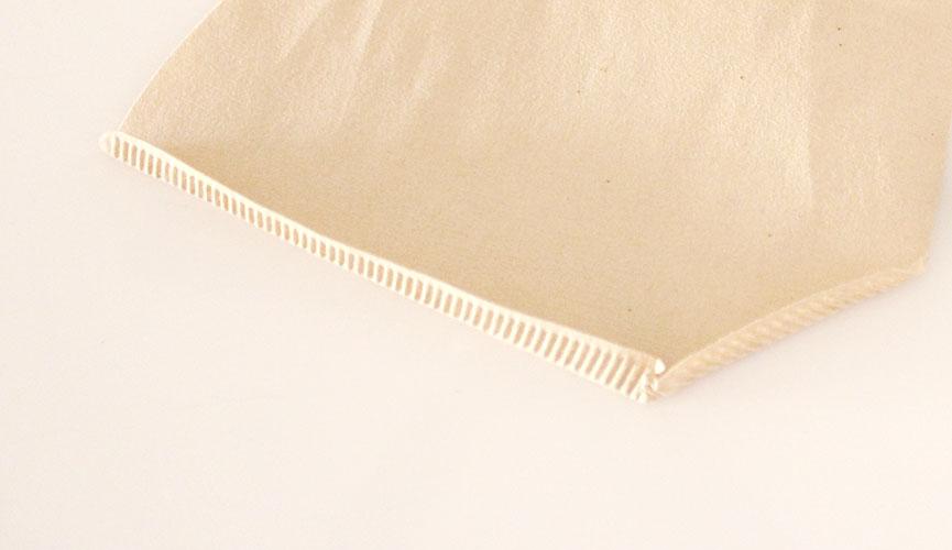 Coffee Filter Fold