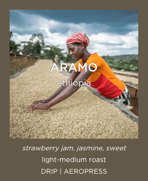 Perk Coffee - Aramo
