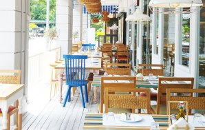 A Greek Taverna from the Heart – Bakalaki
