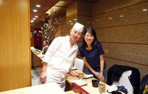 Sushi Kanesaka at Tokyo Ginza