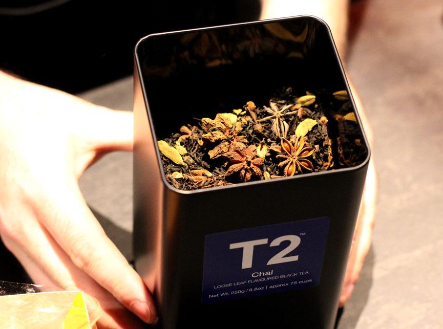 T2 Tea Chai