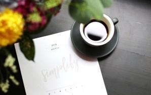 March 2018: Simplify