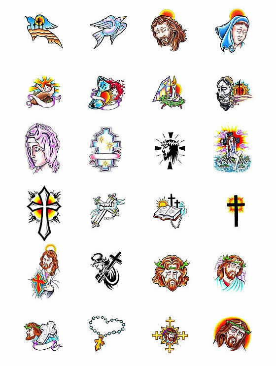 Small Cross Tattoos On Wrist