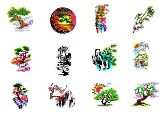url:http://hubpages.com/hub/Tree_Tattoo: Size:520x457 - 46k: Tree Tattoo