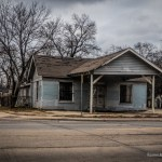 The Barrow Family Filling Station in Dallas, Texas
