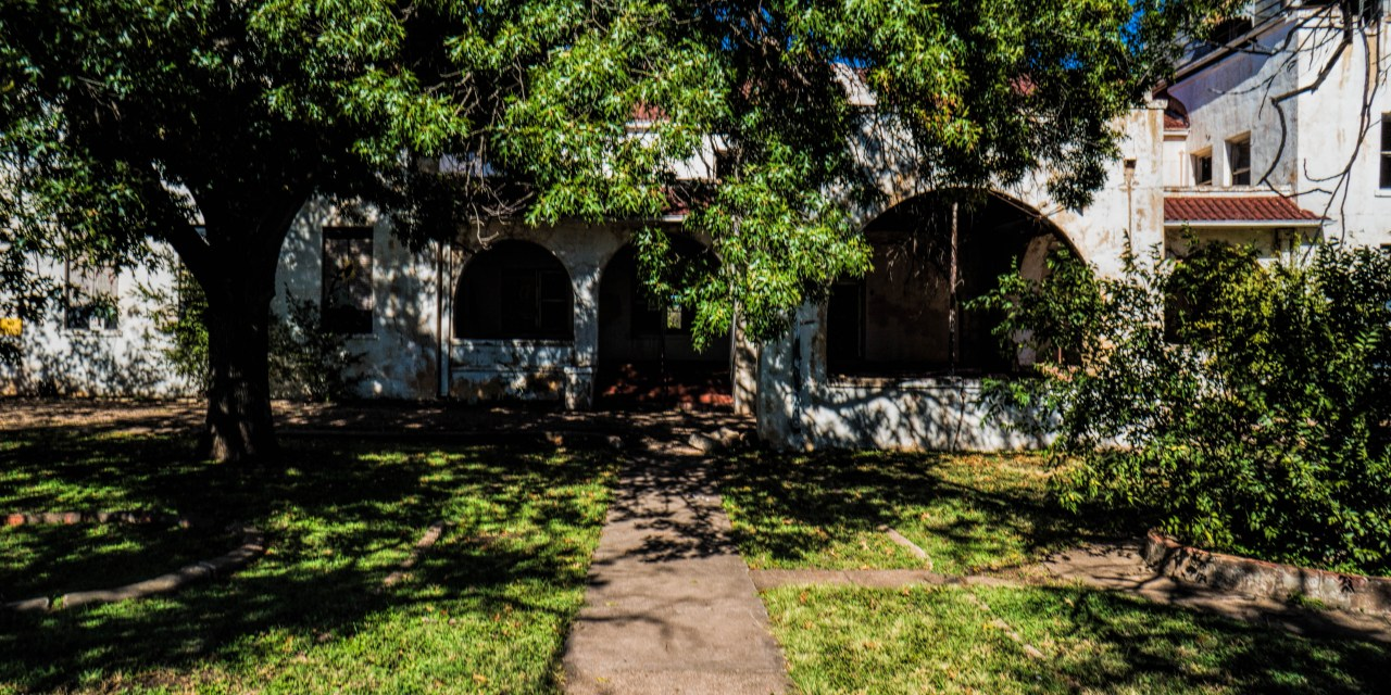 The Stamford Inn in Stamford, Texas