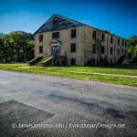 Abandoned Church in Sherman, Texas – Demolished