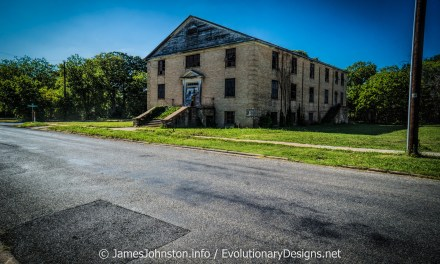Abandoned Church in Sherman, Texas – Demolished