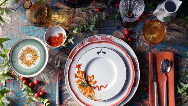 La mesa navideña de Vista Alegre con 5 consejos del reconocido arquitecto de interiores Raúl Martins