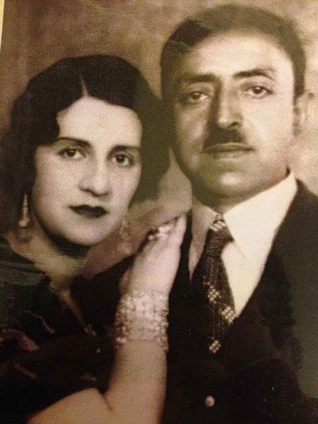 Los Reyes Soraya y Amanullah