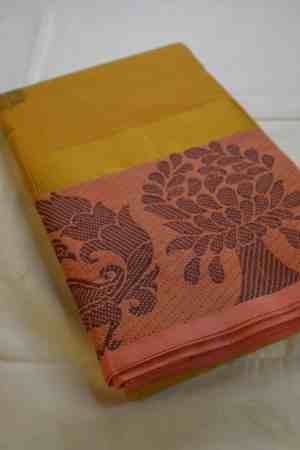 Chettinad Handloom cotton saree