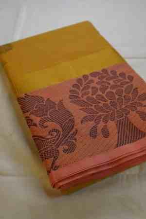 Chettinad Handloom cotton saree