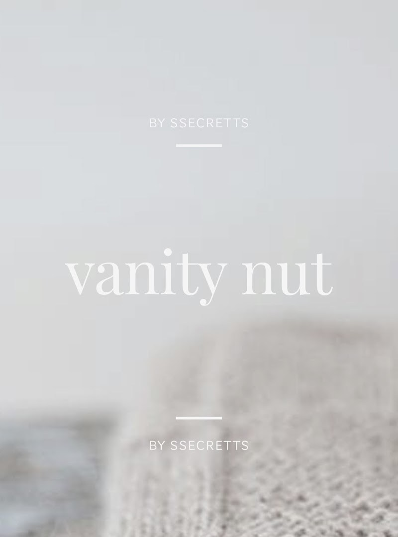 Vanity Nut by SS