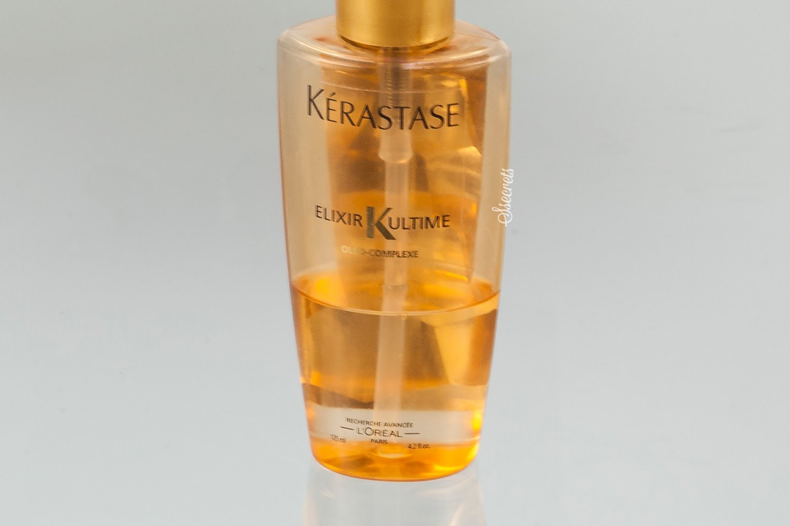 elixir k ultimate aceite de kerastase