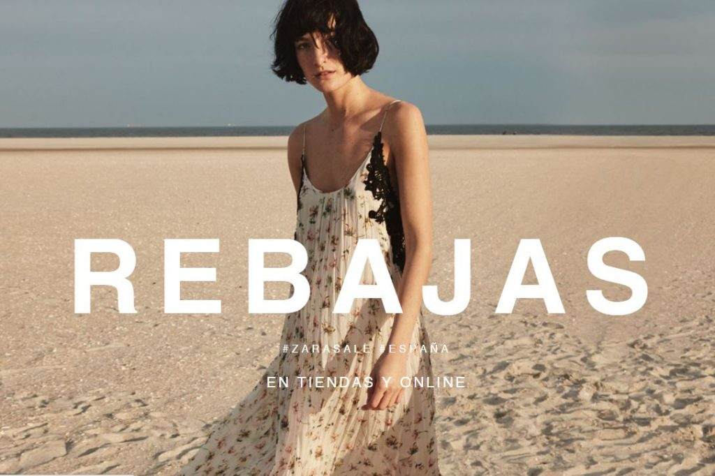 Rebajas para una fashion lover