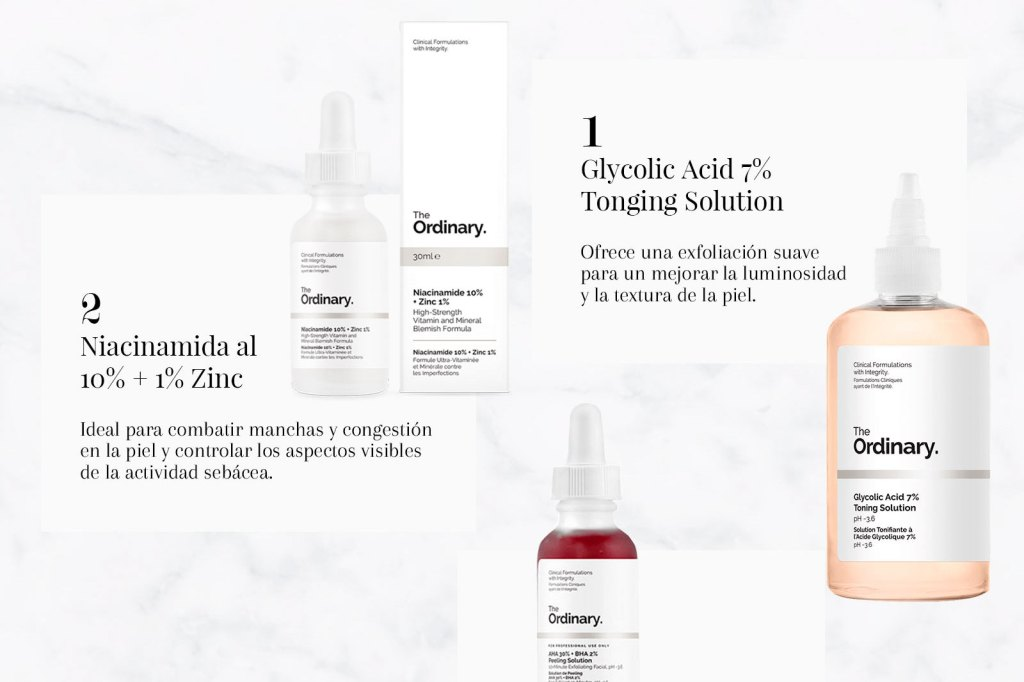 Mi wishlist de The Ordinary