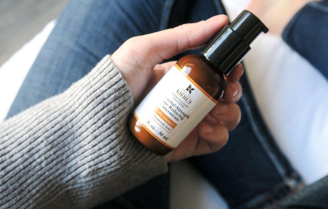 serum antiarrugas vitamina c kiehl's