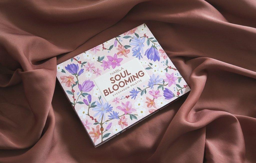 Soul Blooming, la nueva edición limitada de nabla