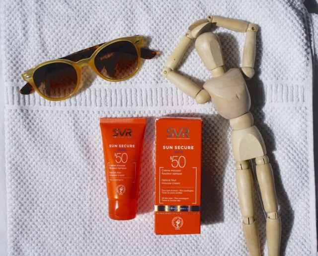 Crème solaire
