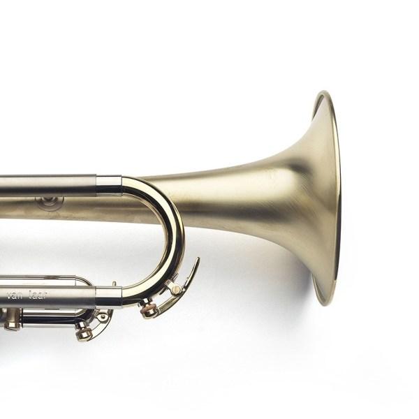raw brass