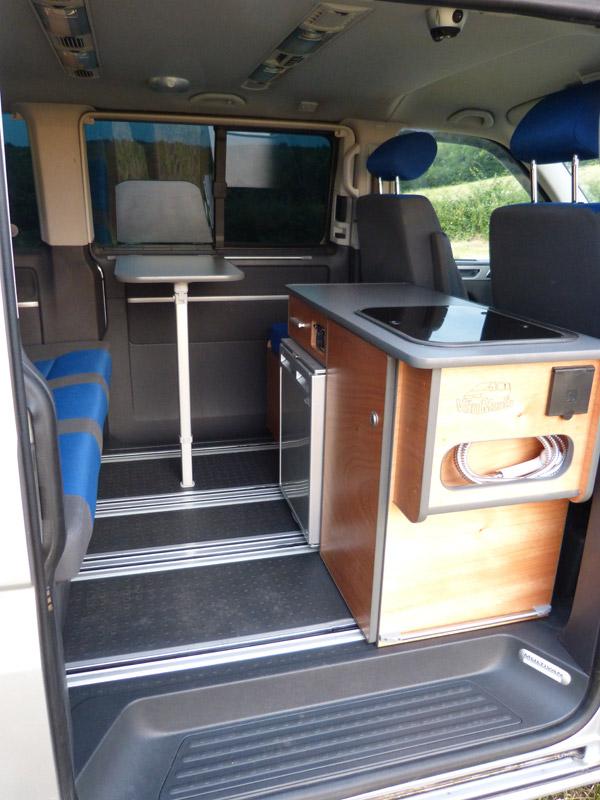 Kit West Sur Multivan T5 Et T6 Van Mania