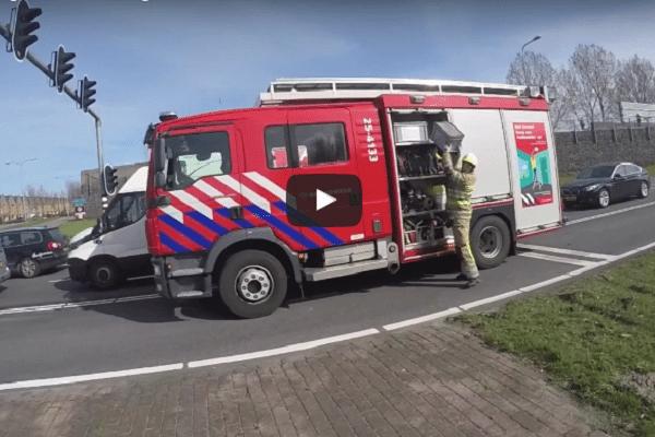 brandweer knipt