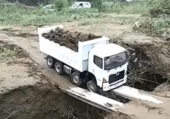 vrachtwagen truck problemen