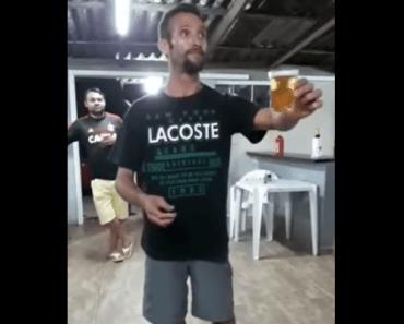 bier backflip