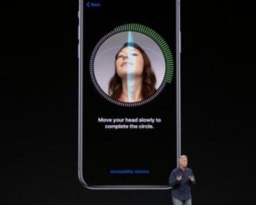 iphone x face recognition gezichtsherkenning