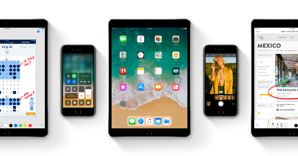 apple iphone ios 11
