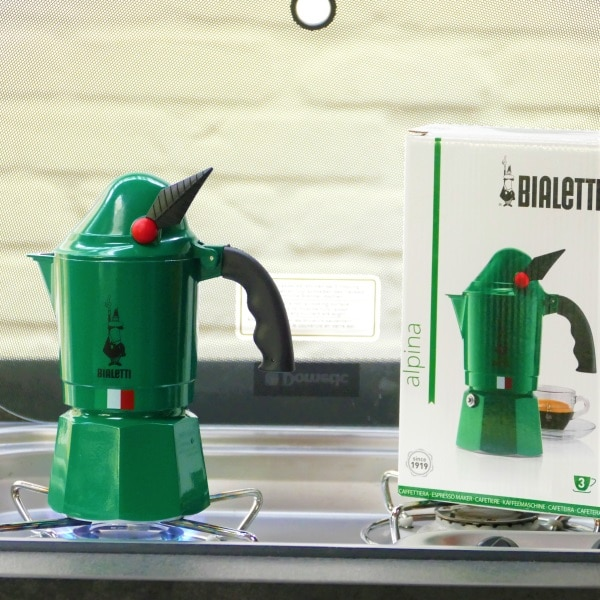 Bialetti expresso Maker Alpina 3 cups