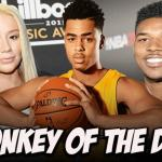 D'Angelo Russell Awarded Donkey Of The Day For Rattin' On Nick Young For Cheating On Iggy Azalea