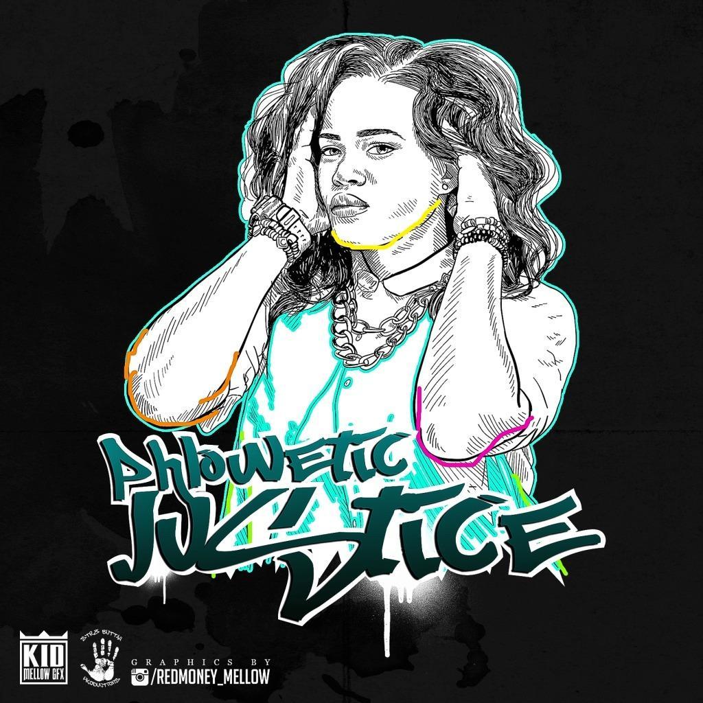MP3: Phlow (@Phlowetry) - Phlowetic Justice [Prod. @TeckZilla108]